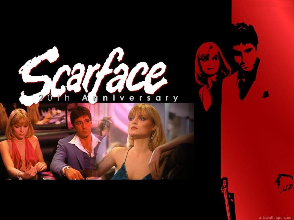 Scarface desktop wallpaper wallpapersafari - Scarface cartoon wallpaper ...