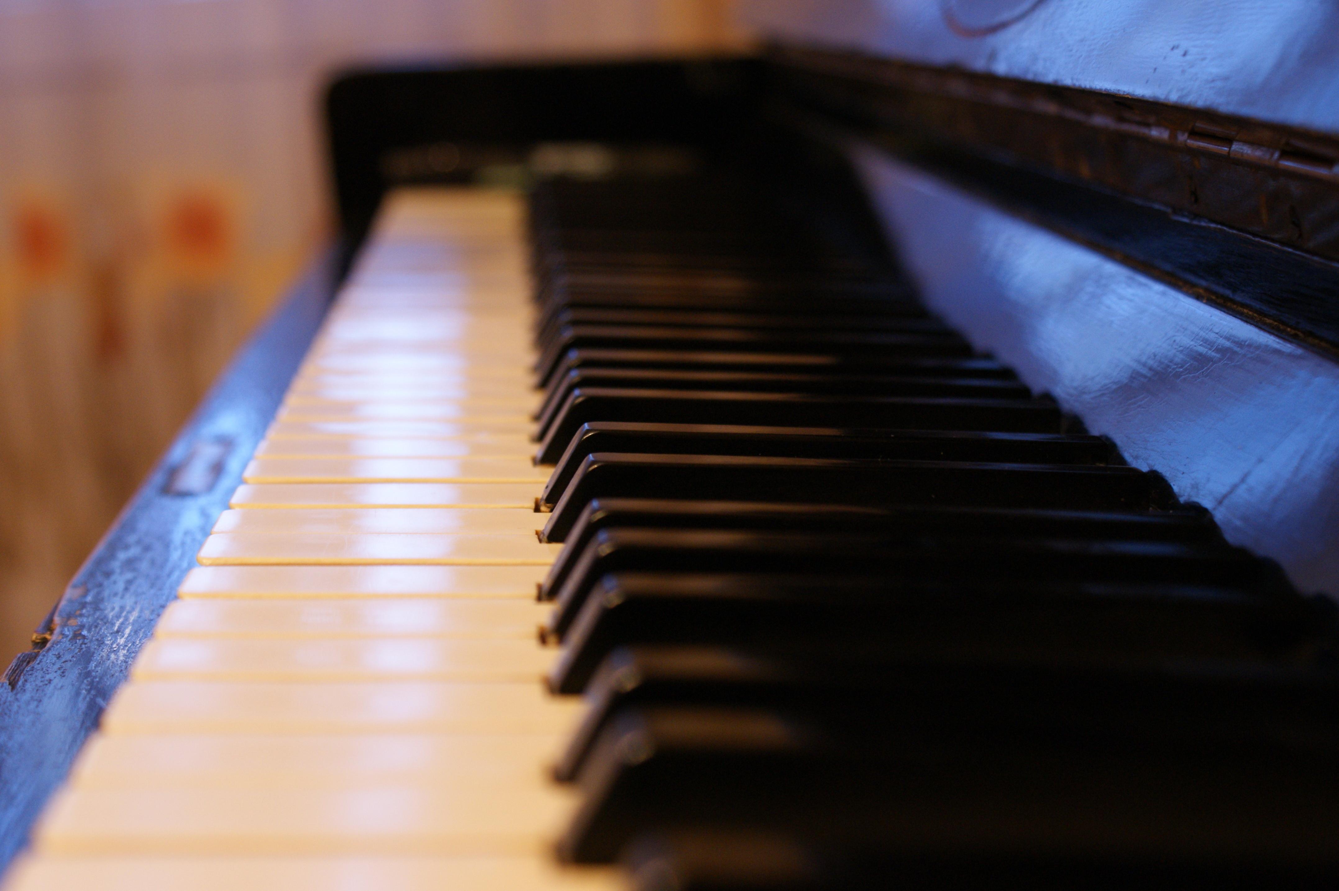 Piano Wallpaper Desktop