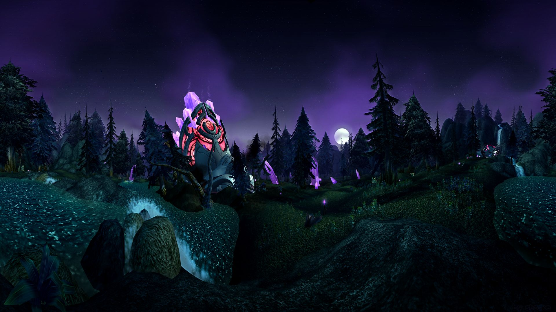 World Of Warcraft Hd wallpaper   80818 1920x1080