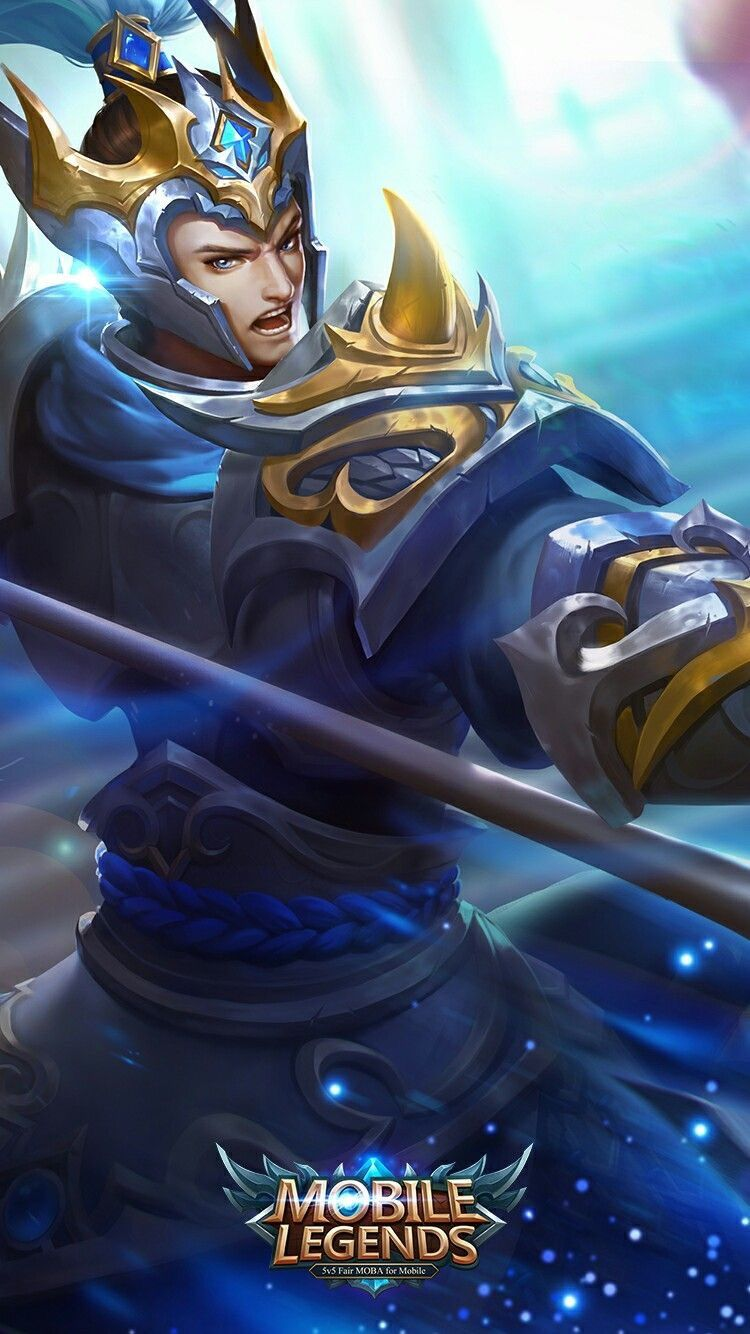 41 ] Wallpapers Mobile Legends Zhao Yun On WallpaperSafari