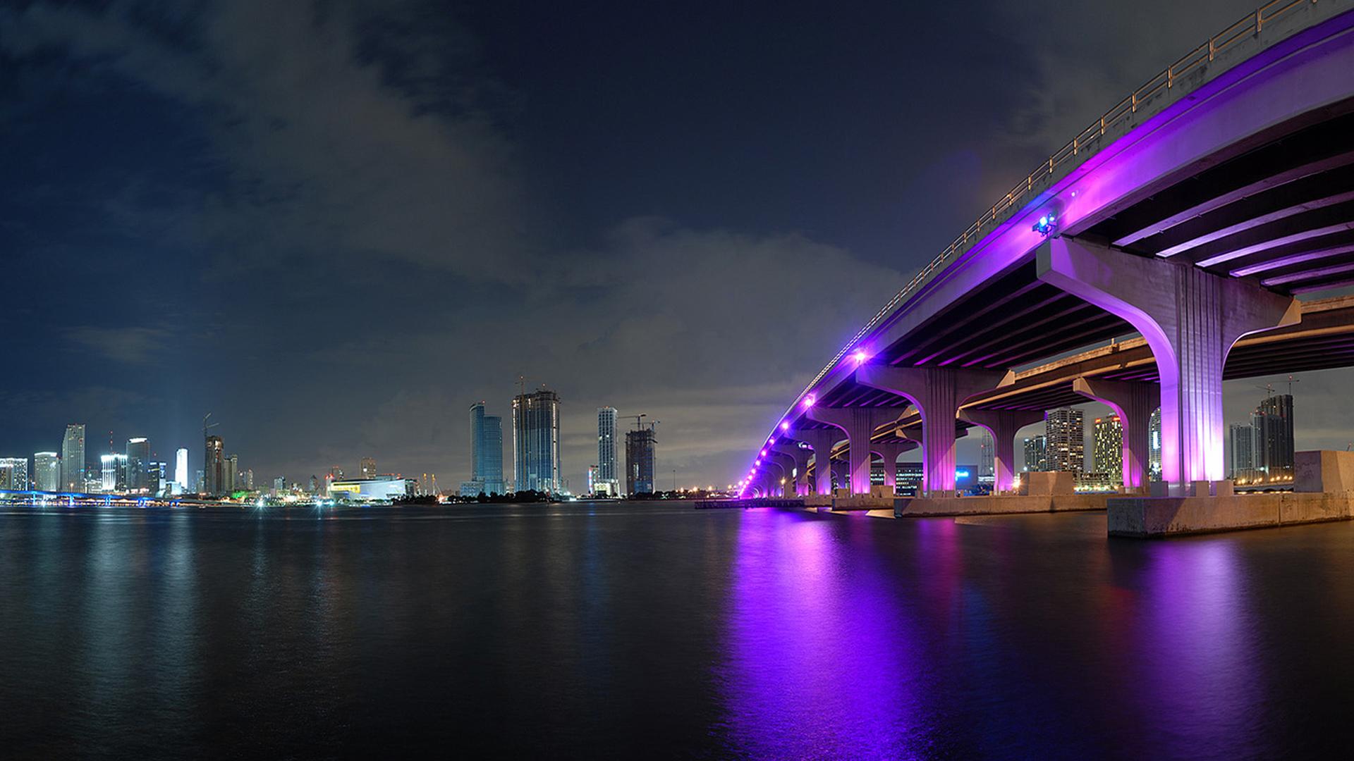 Hd wallpaper city - Miami City Wallpapers Hd Wallpapers