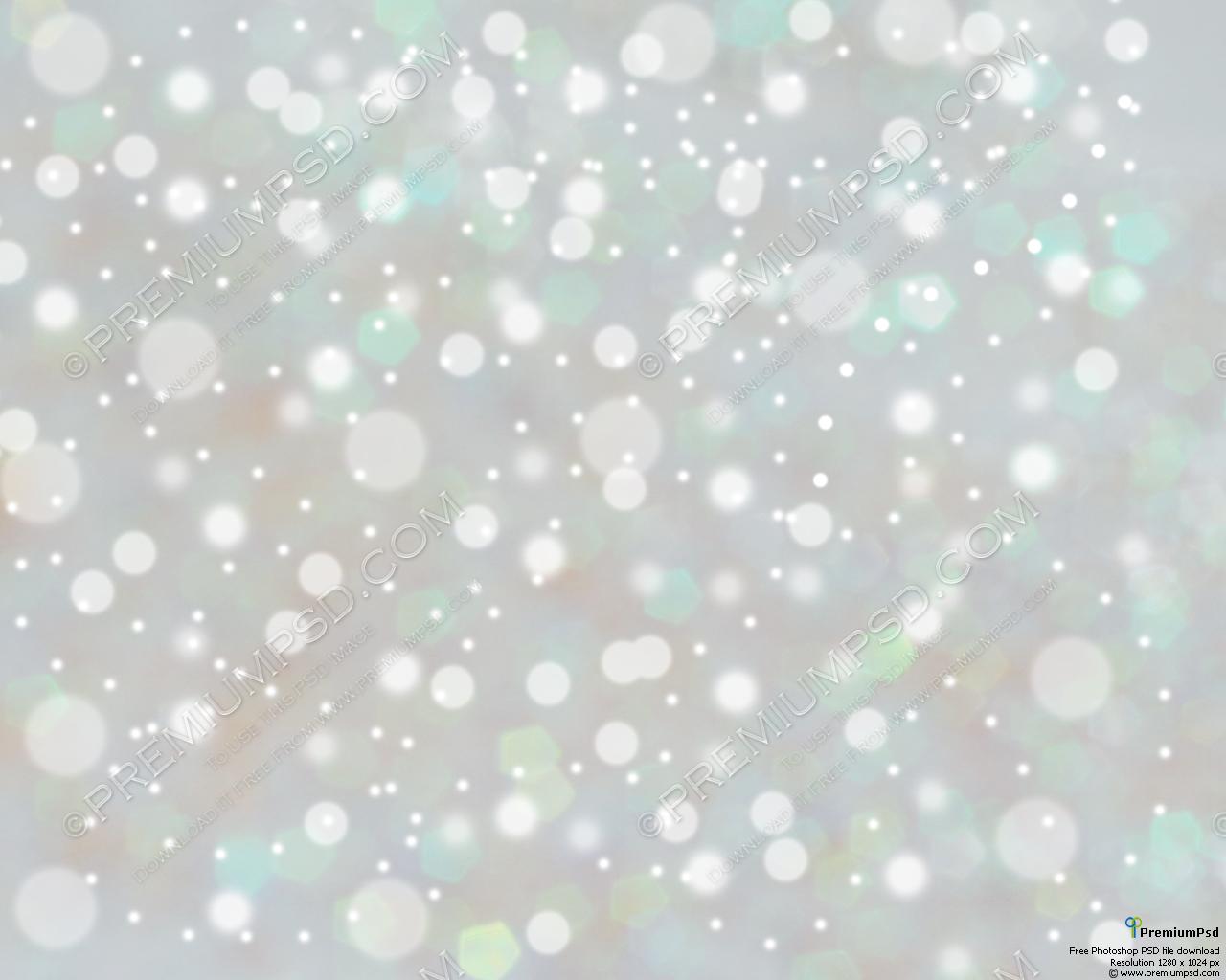 White Glitter Wallpaper