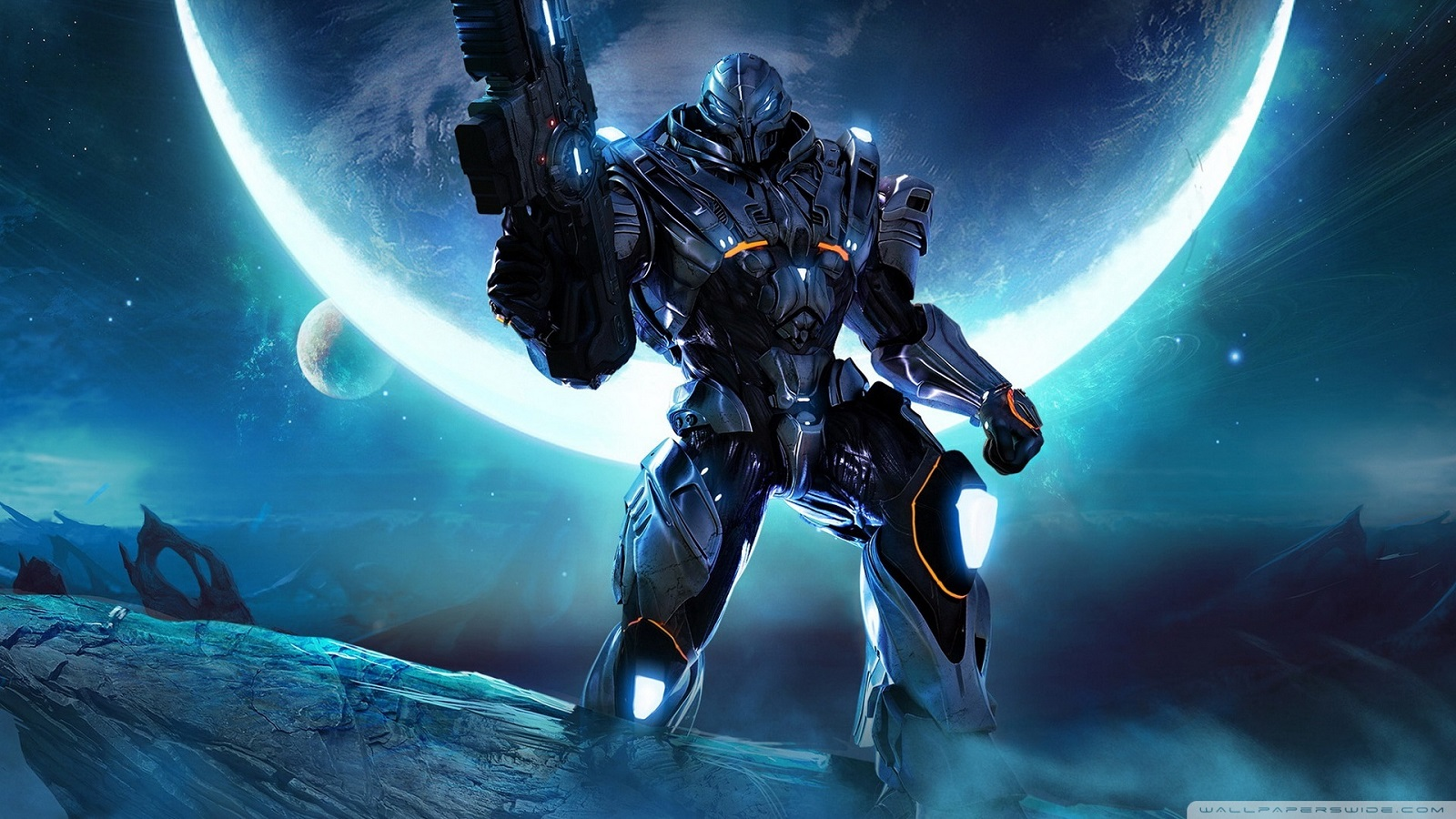 Halo 5 Guardians 2015 Game Wallpapers Best Wallpapers FanDownload 1600x900