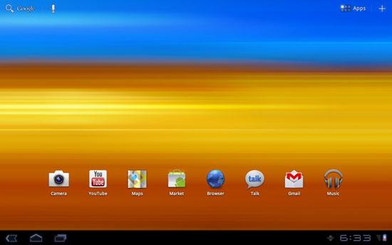 Tab Samsung Galaxy Tab 101 Samsung Galaxy Tab 101 Wallpaper 550x344