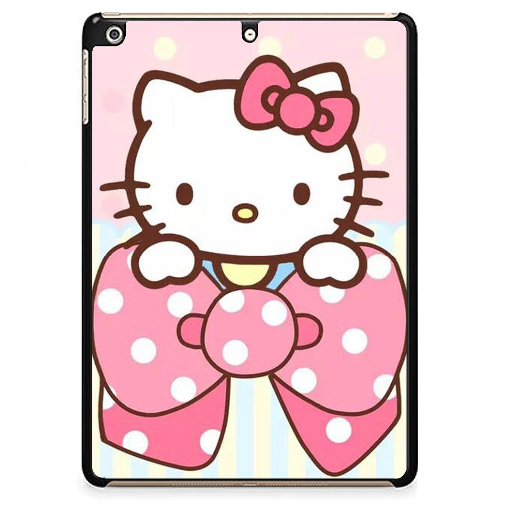 Hello Kitty Wallpaper L1940 iPad Air 1 Case Recovery Case 1024x1024