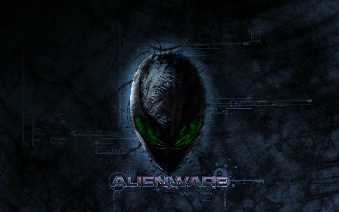 Alienware Wallpaper by hod master 1131x707