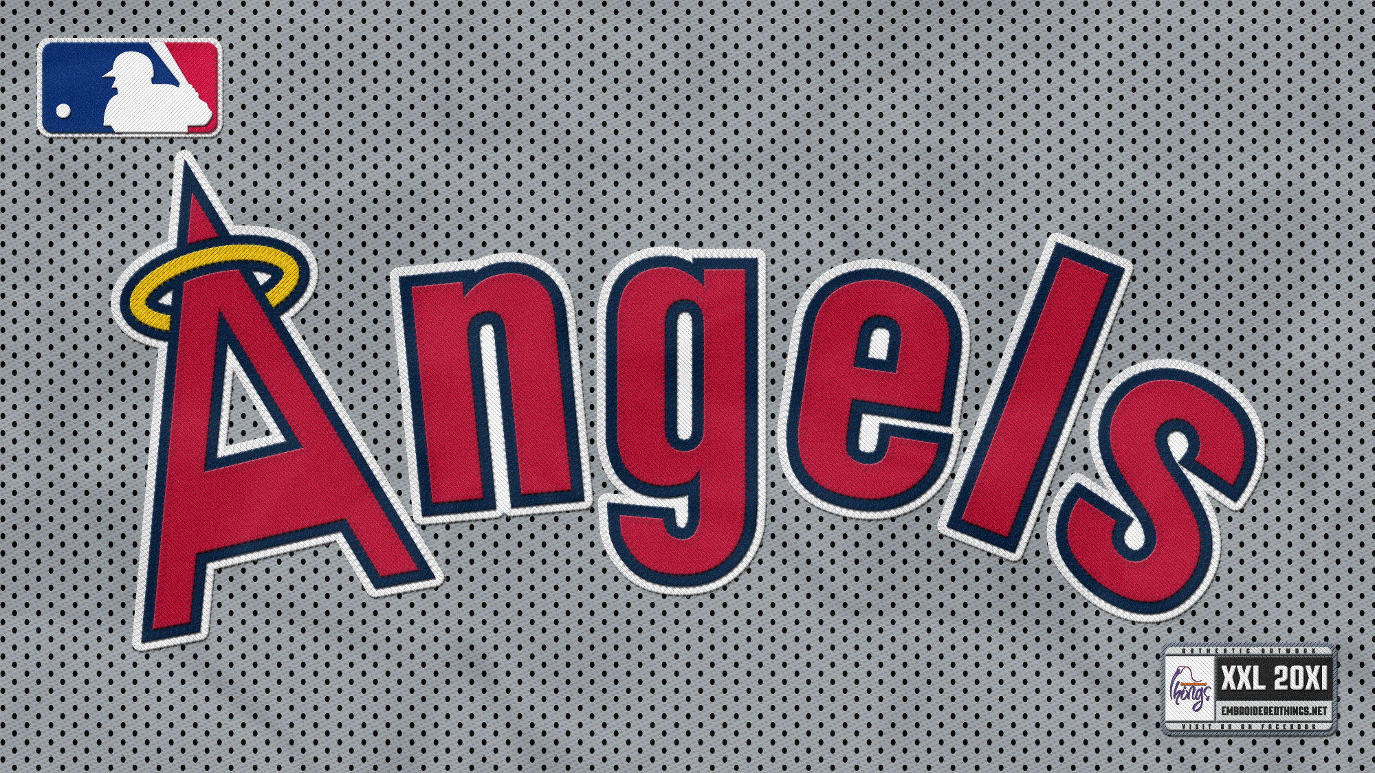 Angels Baseball Hd Wallpaper Wallpapersafari