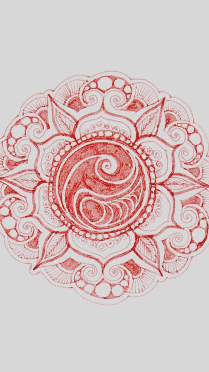 mandalas wallpapers Tumblr 422x750