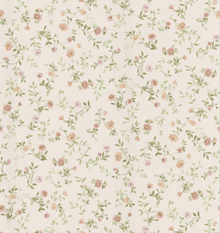 Amazoncom Brewster 426 6312 Cottage Living Wash Floral Wallpaper 1413x1500