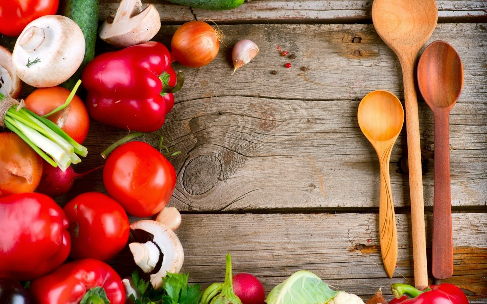 Food Wallpaper Background