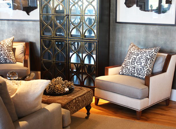 Eye For Design Decorate With Silver For Stunning Interiors 610x448