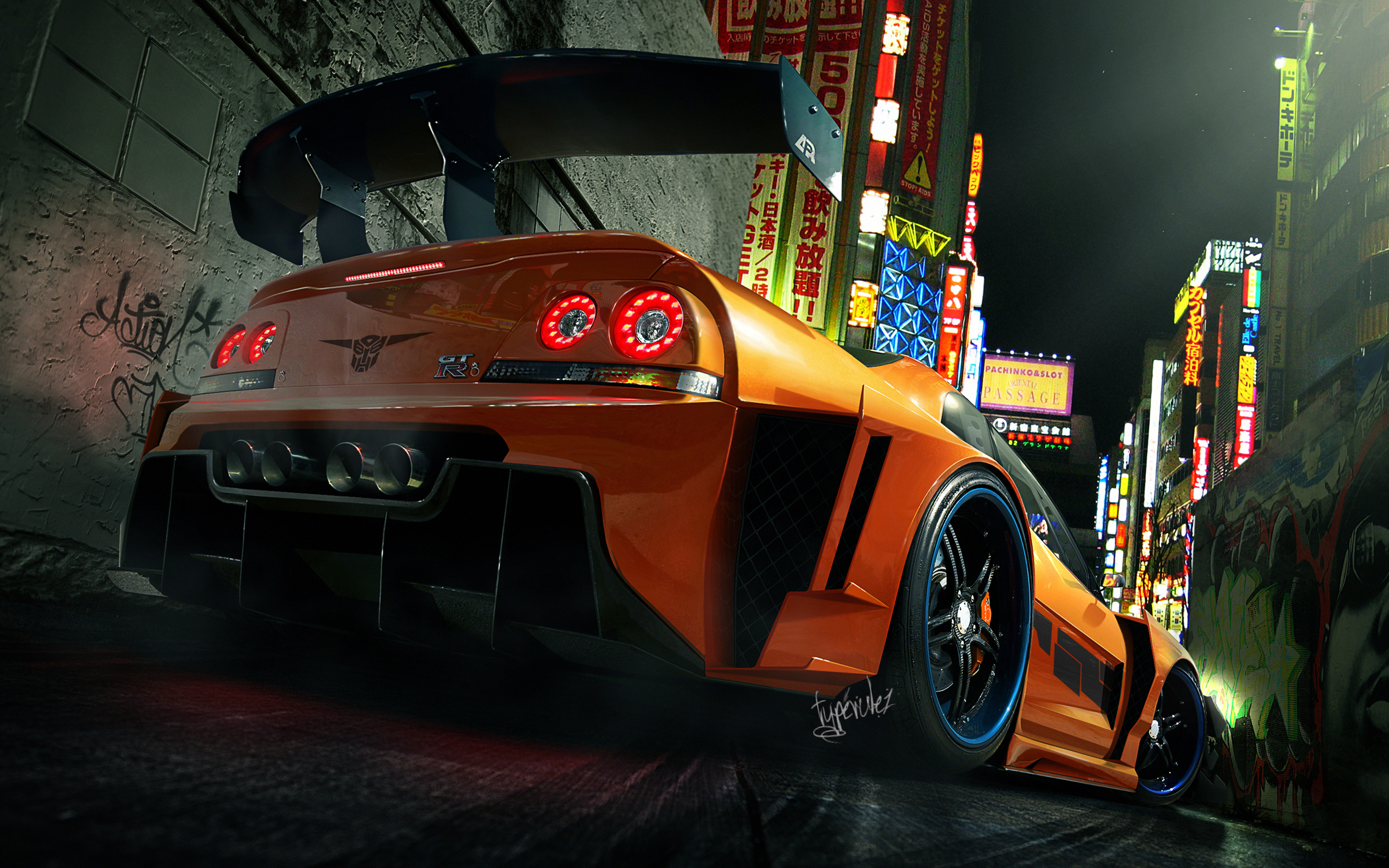 Free Download Nissan Skyline Gt R Wallpaper Widescreen