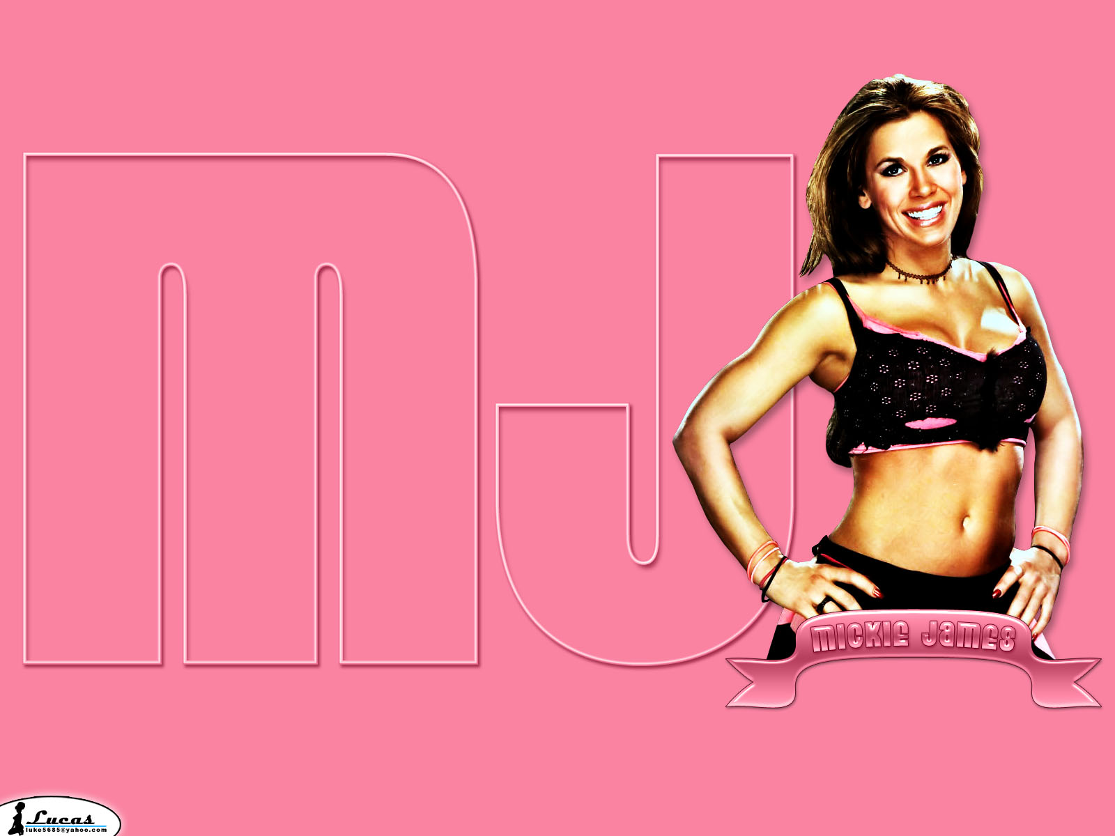 Mickie james Wallpapers Photos images Mickie james pictures 12580 1600x1200
