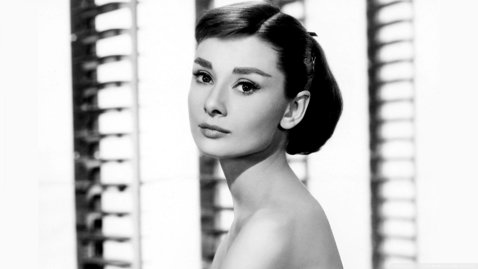 Audrey Hepburn Wallpaper 1920x1080 Audrey Hepburn 1920x1080