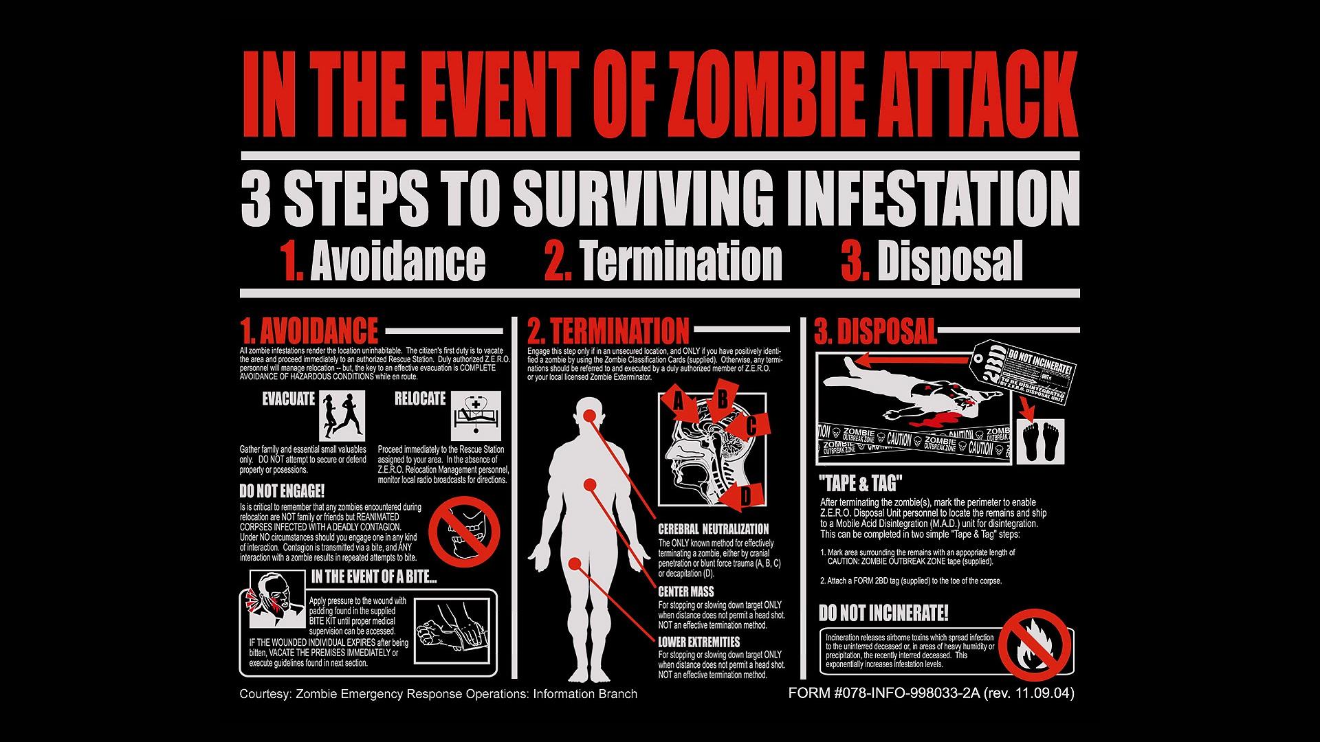 Survive A Zombie Apocalypse wallpaper   990826 1920x1080