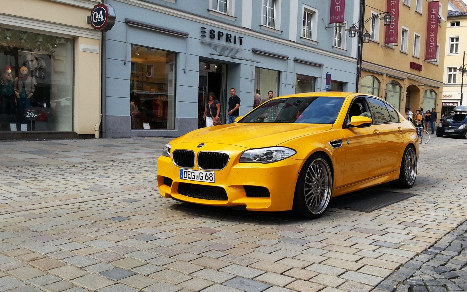 BMW F10 M5 wallpaper downloads High resolution images for 1920x1200
