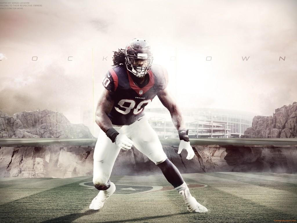 Jadeveon Clowney 2015 Houston Texans NFL wallpapers Freshwallpapers 1024x768