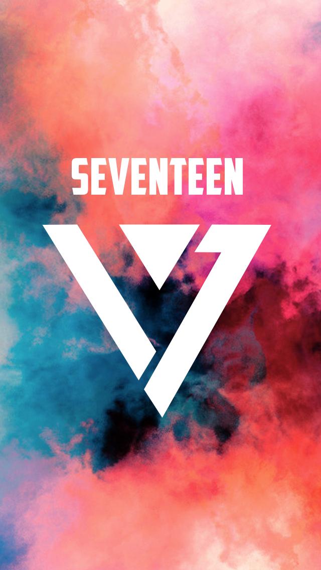 Love this SVT wallpaper SEVENTEEN3 Seventeen wallpapers 640x1136