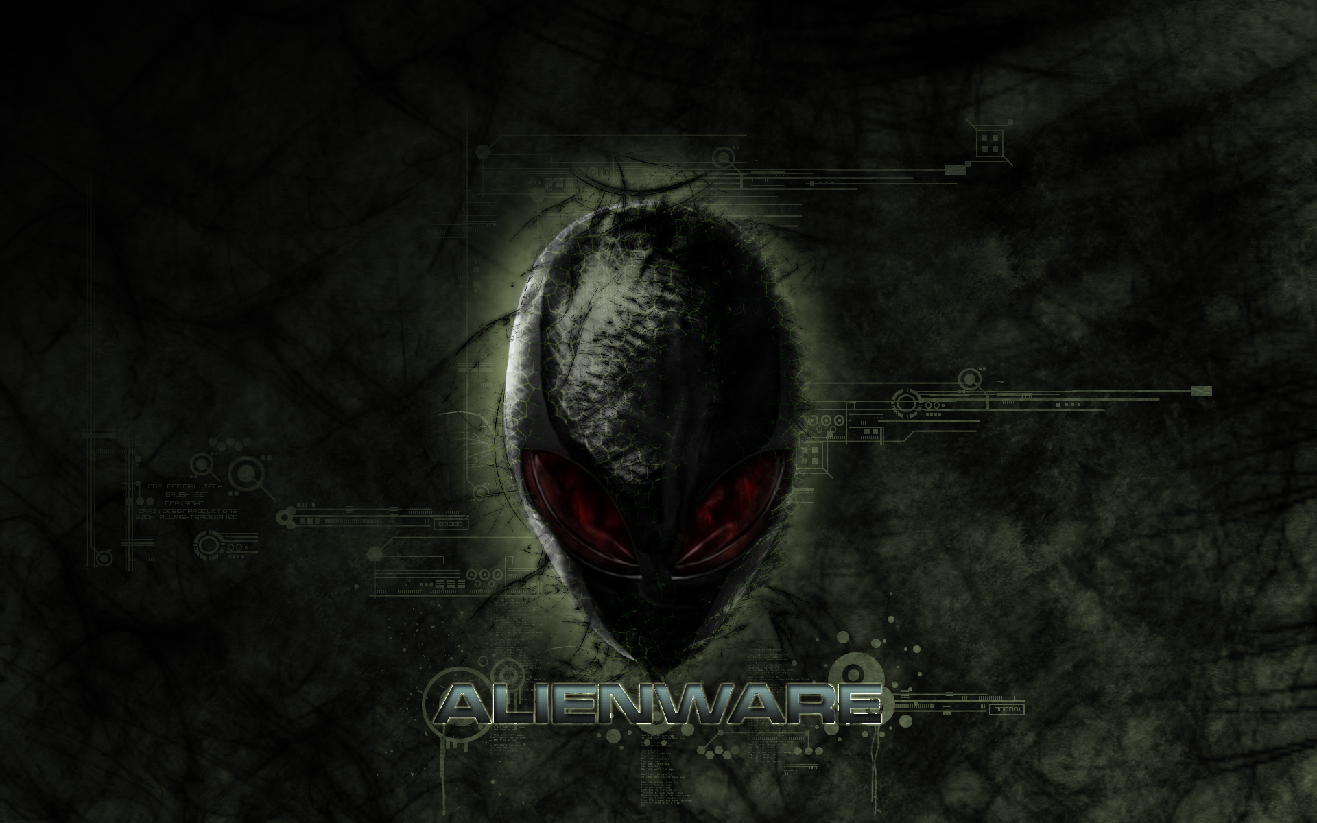 alienware wallpaper art master 1920x1200