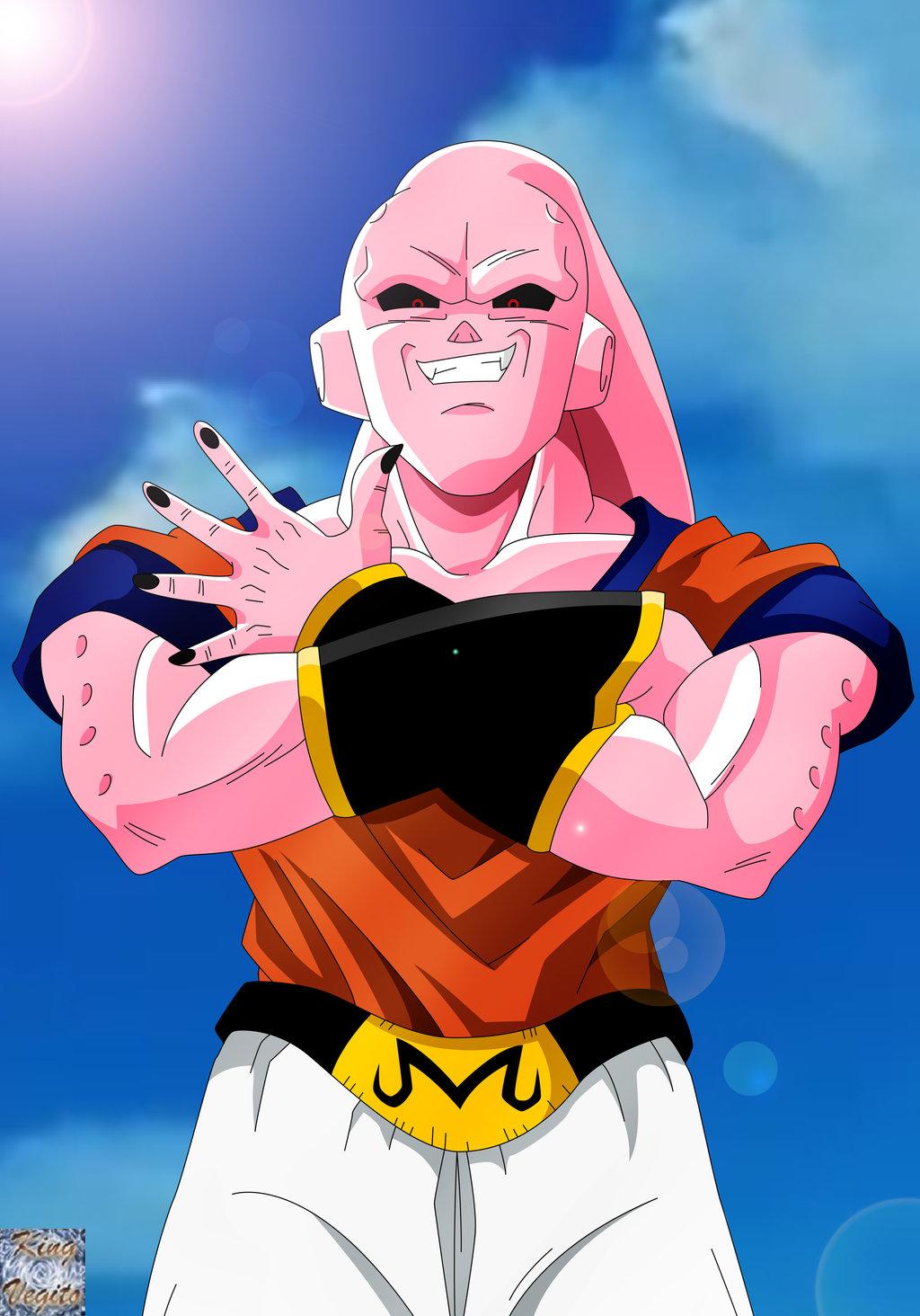 Super Buu Gohan Absorbed by kingvegito 1024x1464