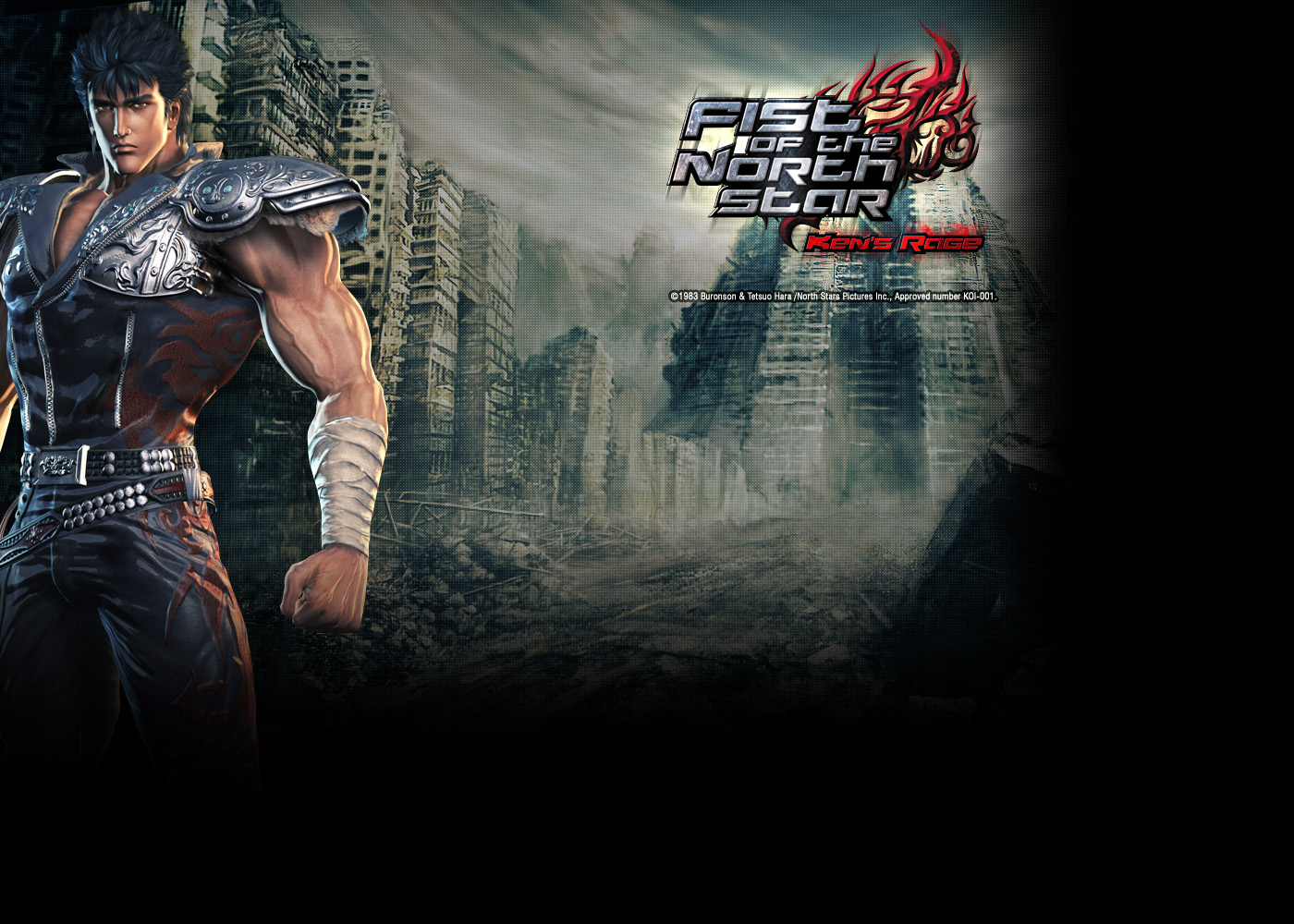 22 Fist Of The North Star Ken S Rage Wallpaper On Wallpapersafari