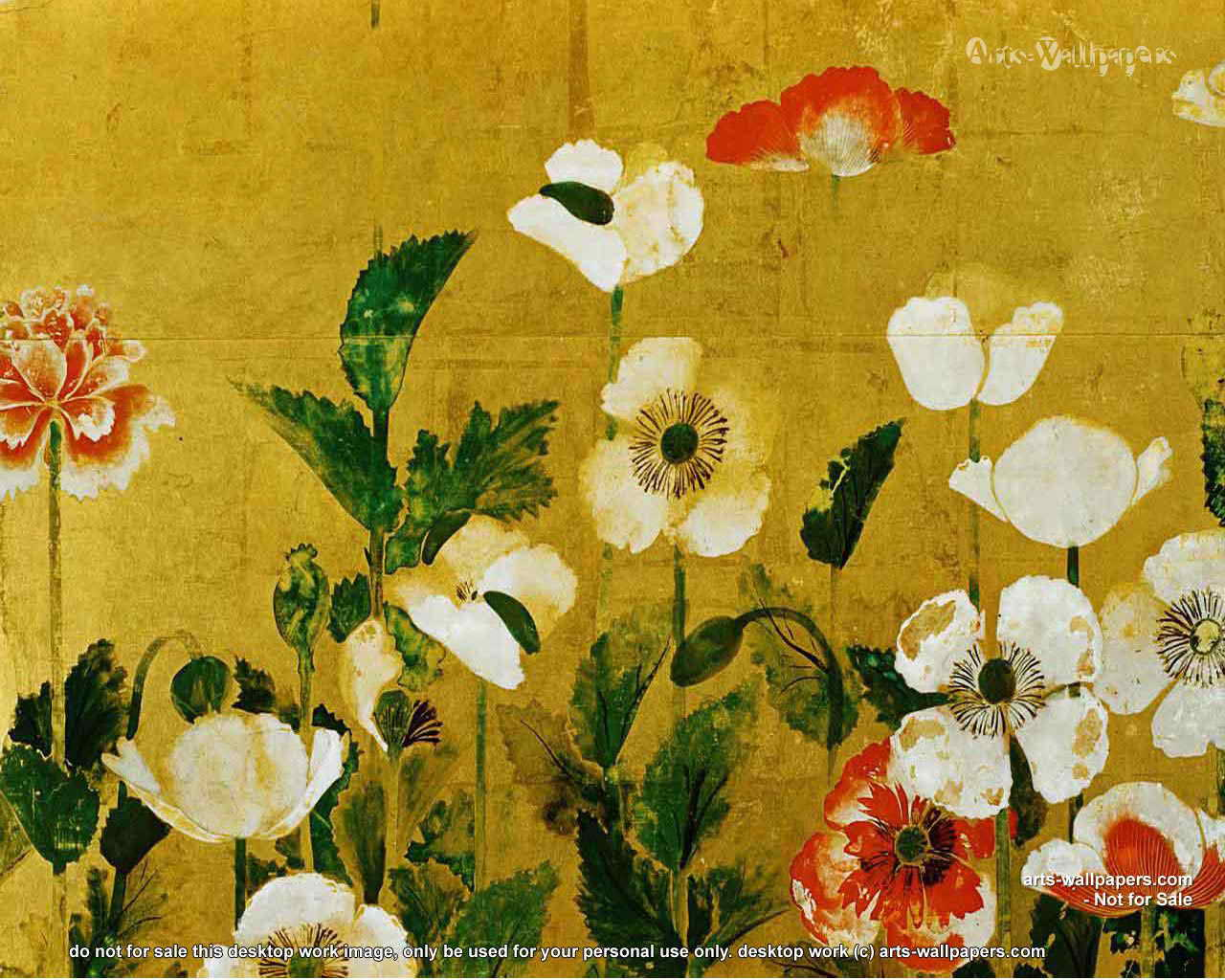 japanese art wallpapers all desktop works by arts wallpapers com