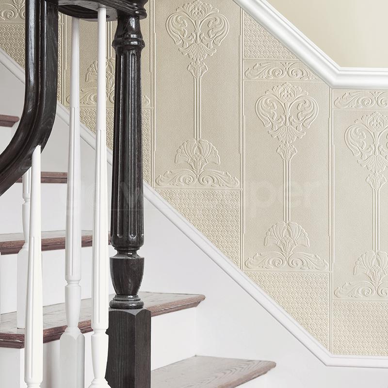 Dado Panels Baroque Wallpaper RD6671 at GoWallpaper UK 800x800