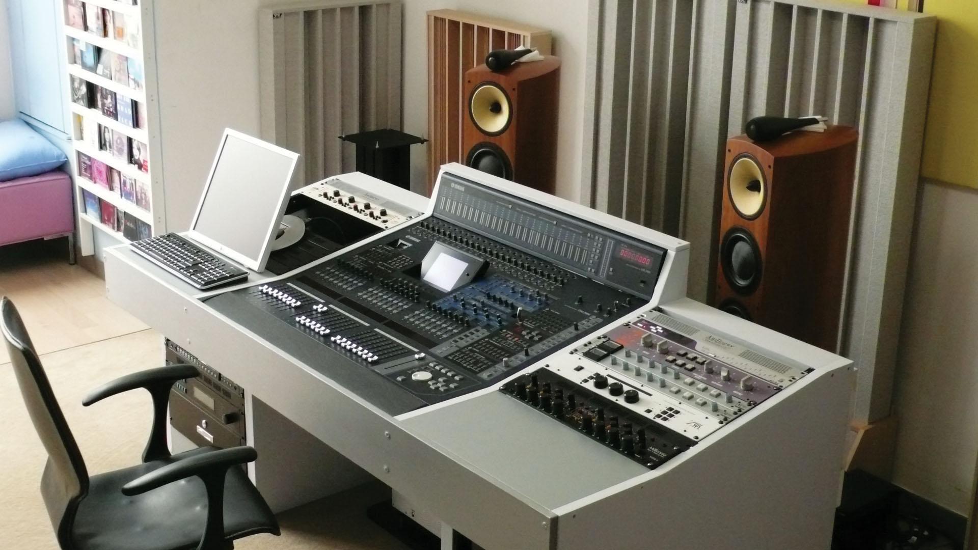 Recording Studio 1920x1080 Wallpapers Download Desktop Picture 1920x1080
