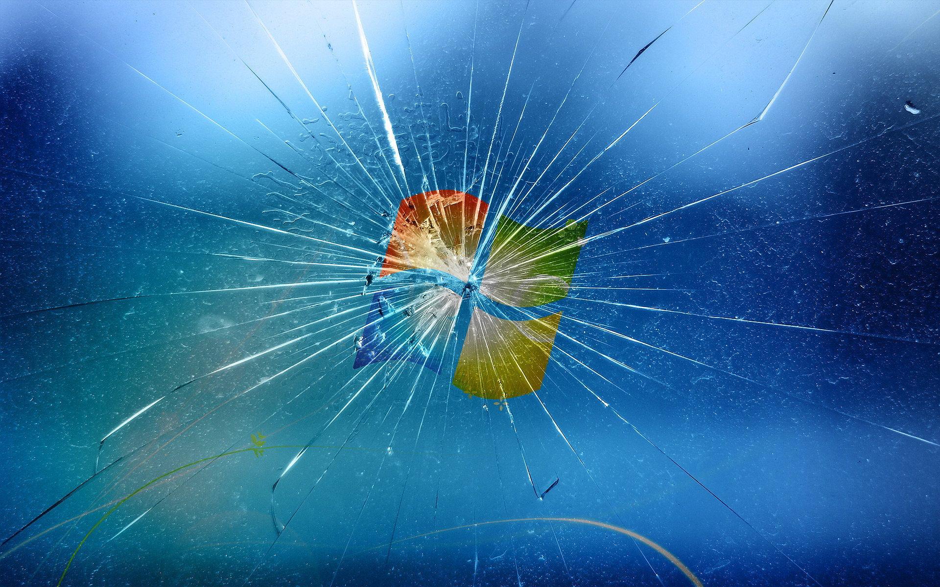 Broken Screen Wallpaper Windows 8 hd wallpaper background desktop 1920x1200