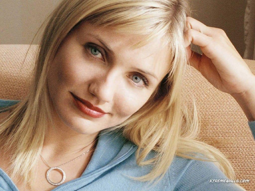 Cameron Diaz Wallpapers 1024x768