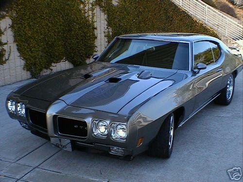 1970 Pontiac GTO   Pictures   CarGurus 500x375