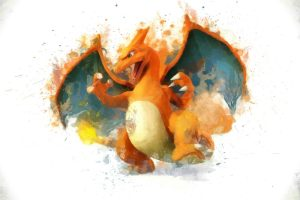 Charizard Dragonite Gyarados Fearow Pokemon Ash 300x200