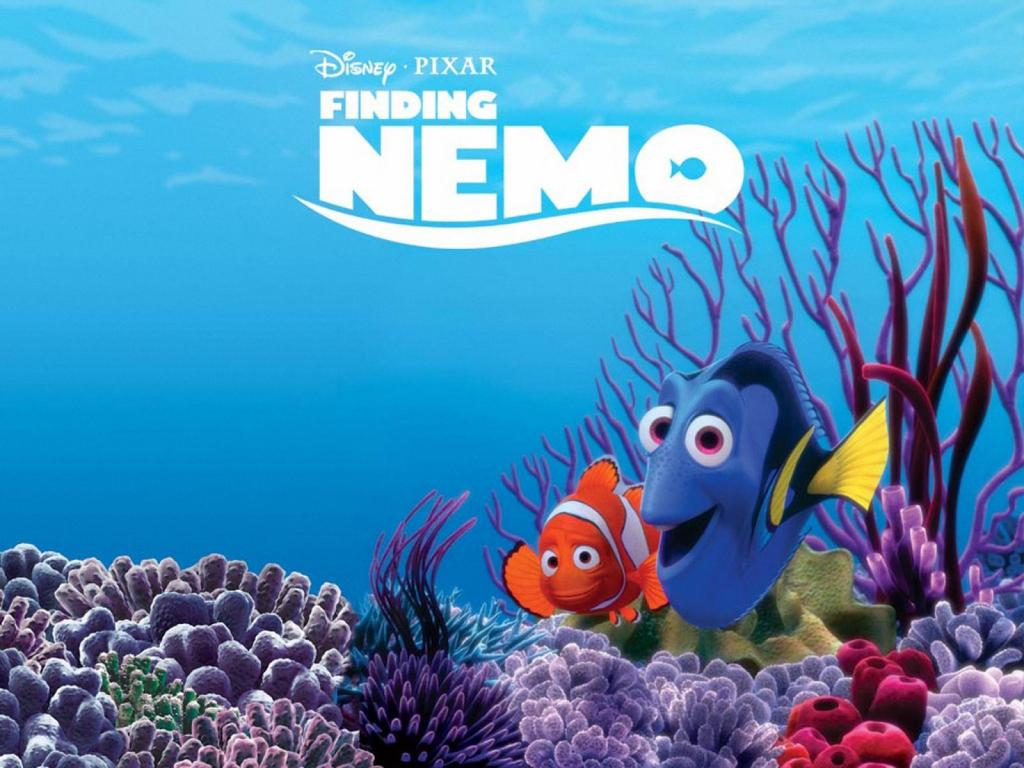 Wallpaper iphone nemo - Finding Nemo 1024x768 Wallpapers 1024x768 Wallpapers Pictures Free