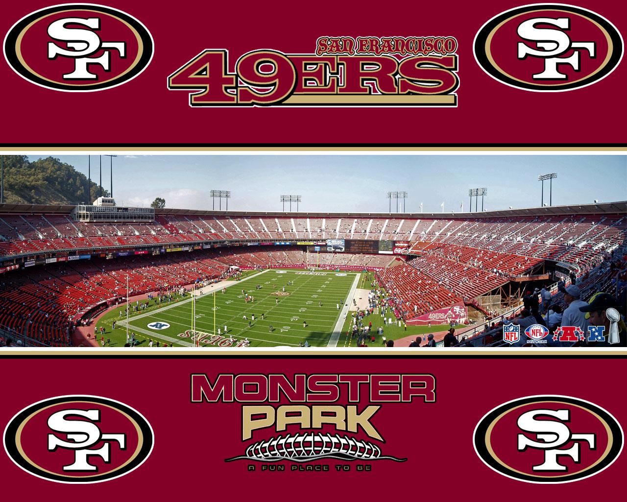 San Francisco 49ers wallpaper wallpaper San Francisco 49ers 1280x1024