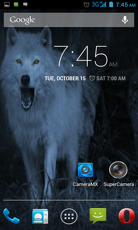Wolf Wolves Live Wallpaper Android Live Wallpaper download 480x800
