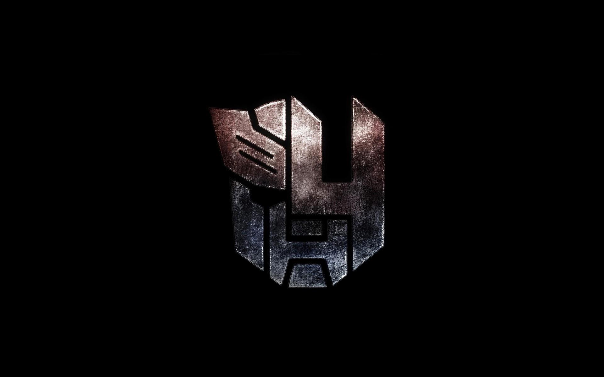 transformer 4 movie 2014 age of extinction autobot logo hd wallpaper 1920x1200