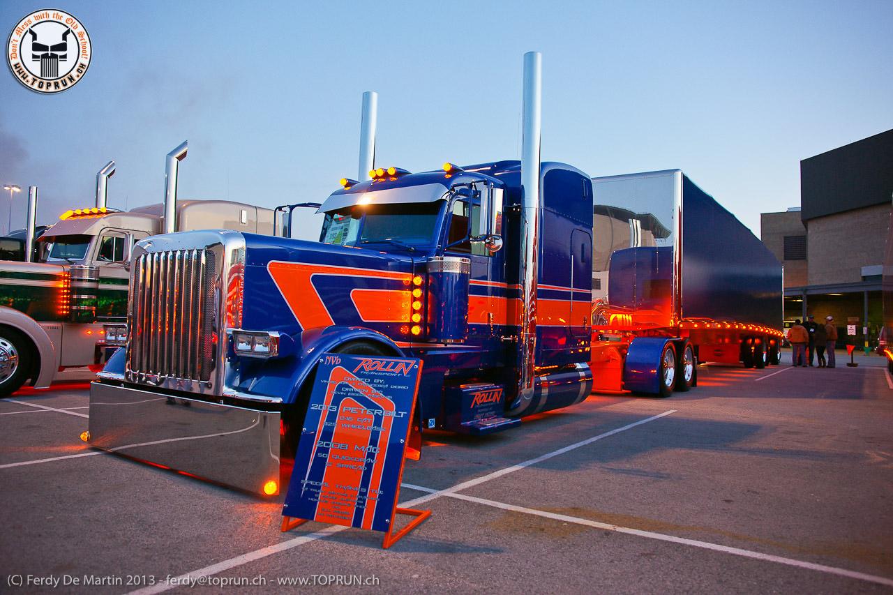 custom big rig truck show peterbilt 379 Car Pictures 1280x853