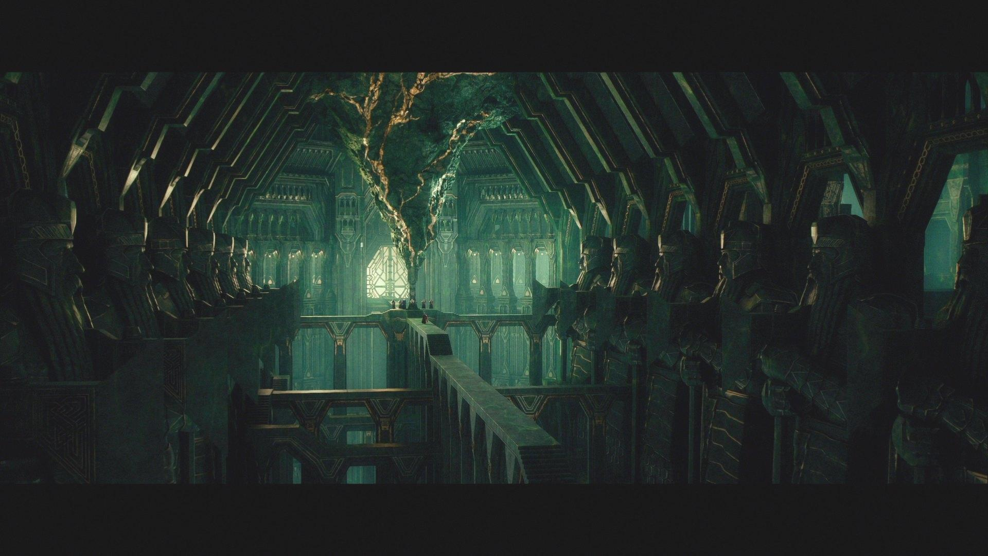 Dwarf Kingdom In Lord Of The Rings