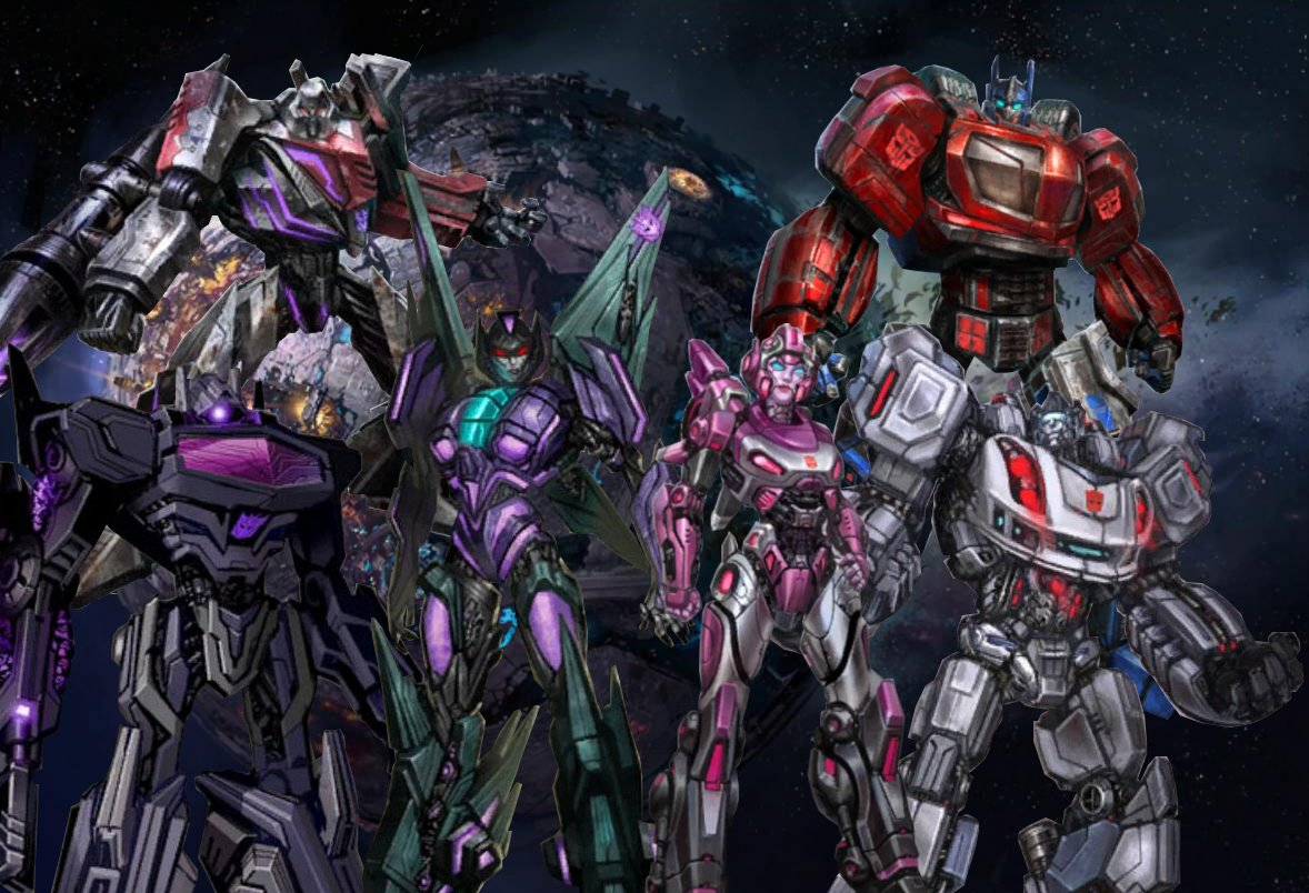 Free Download Transformers War For Cybertron Wallpaper 18