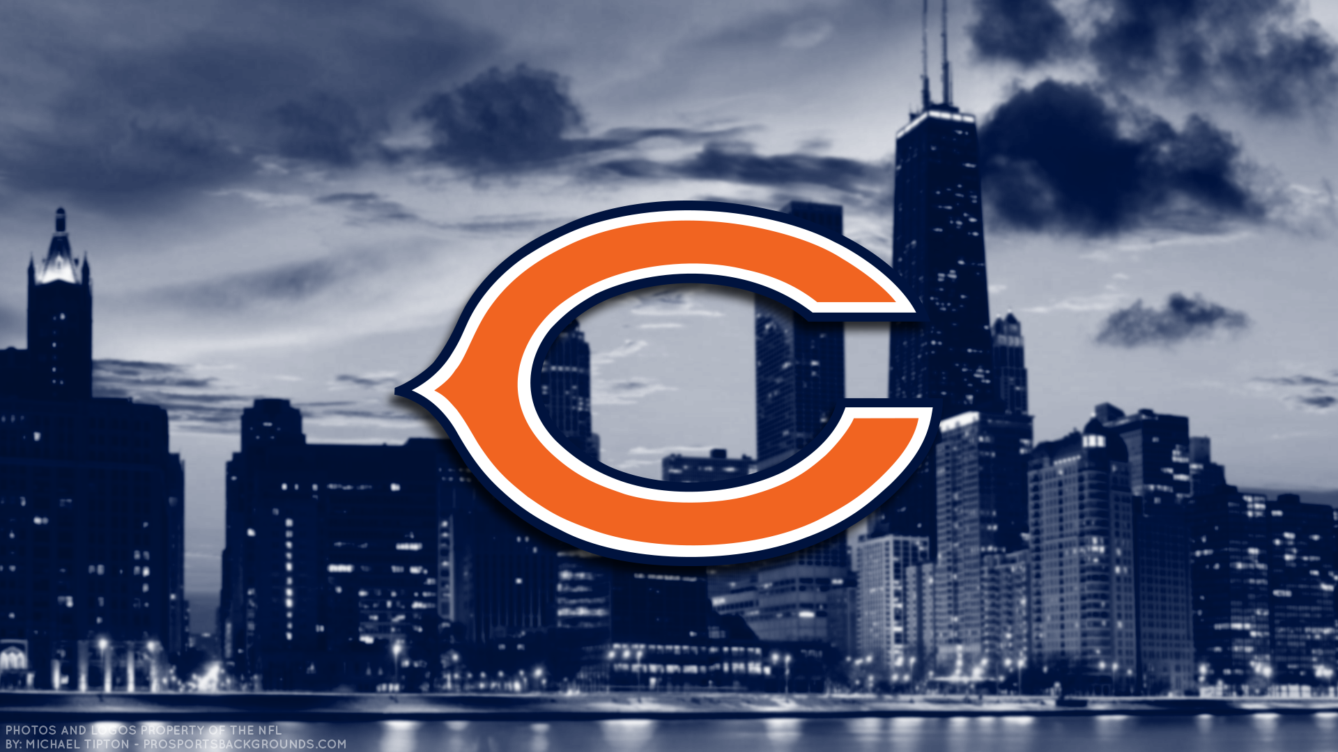 Chicago Bears Desktop Wallpapers 74 Wallpapers HD 1920x1080