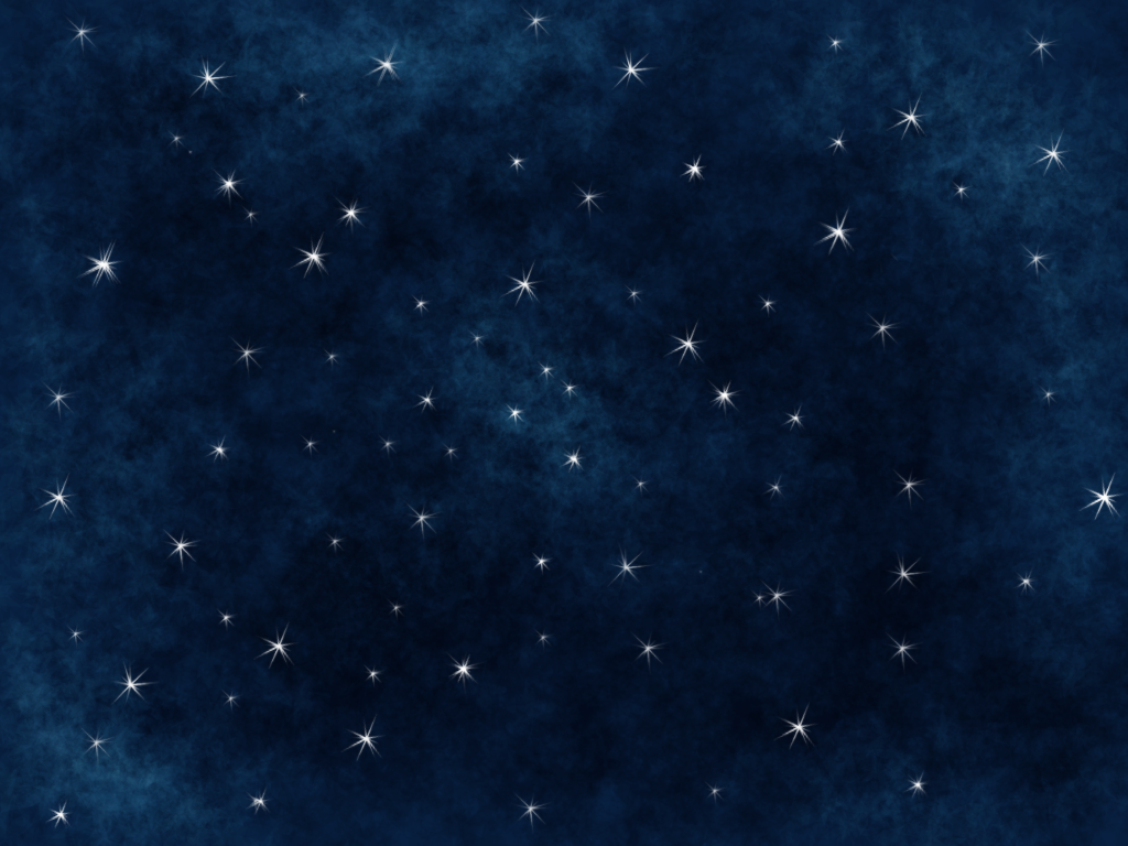 Starry Night Backgrounds 1024x768