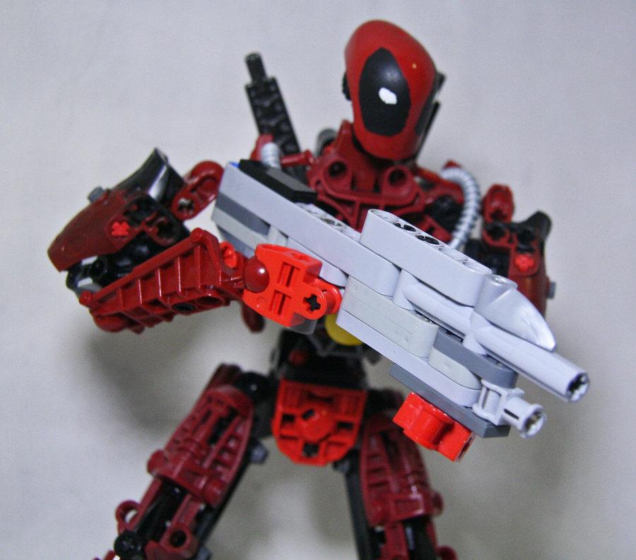 Lego Deadpool Wallpapers Wallpapersafari