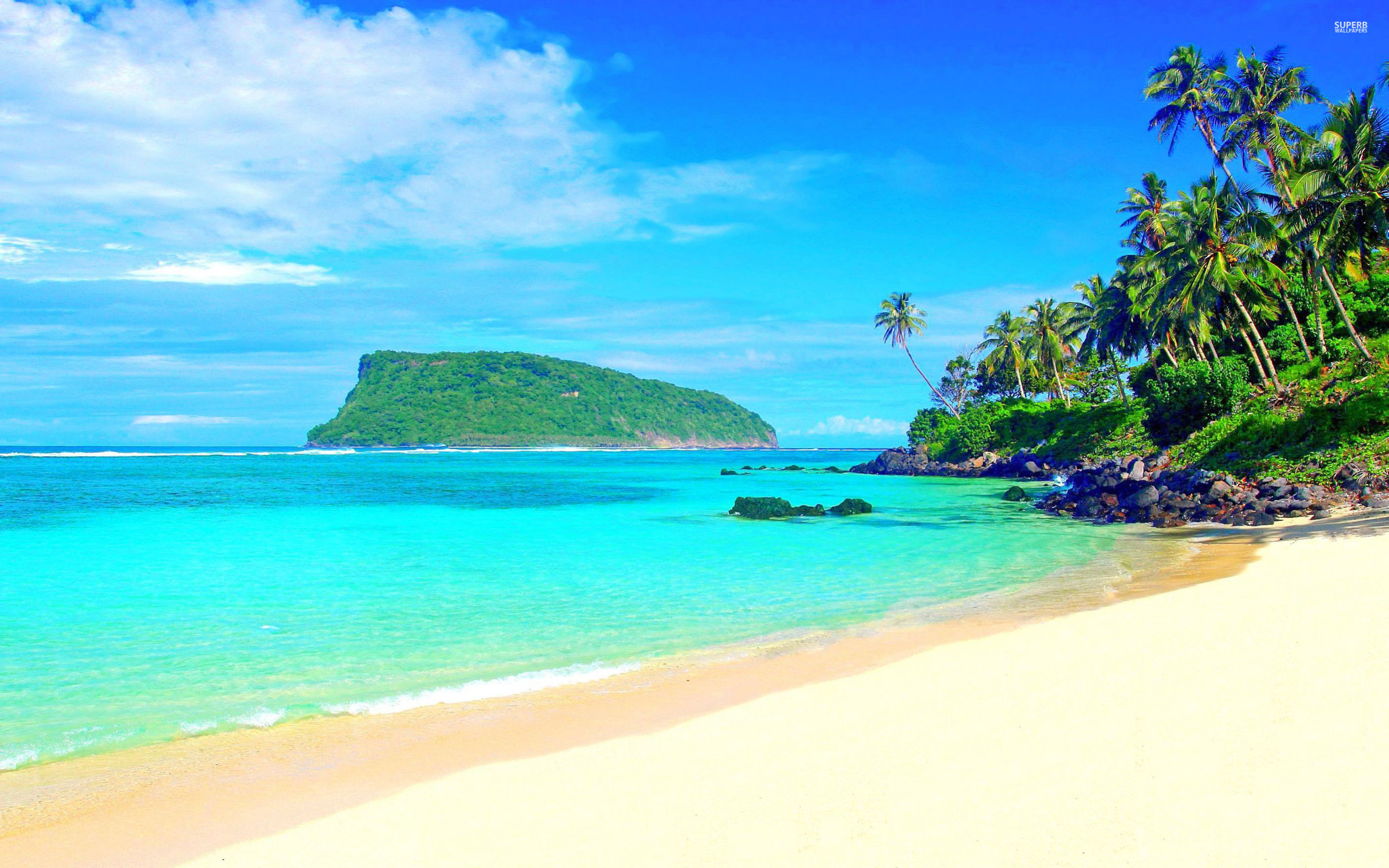 Beach Wallpaper   Best HD Wallpaper 2560x1600