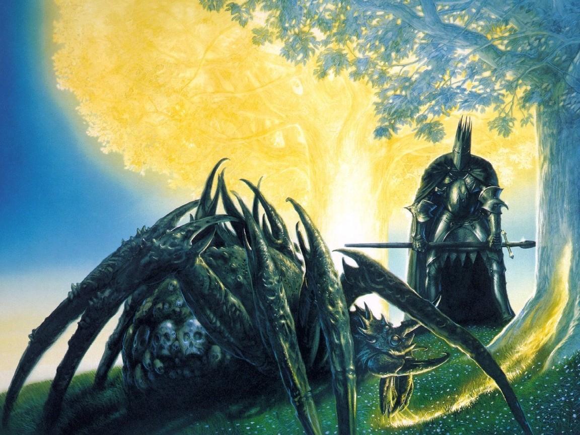 Silmarillion JRR Wallpaper 1152x864 Silmarillion JRR Tolkien 1152x864