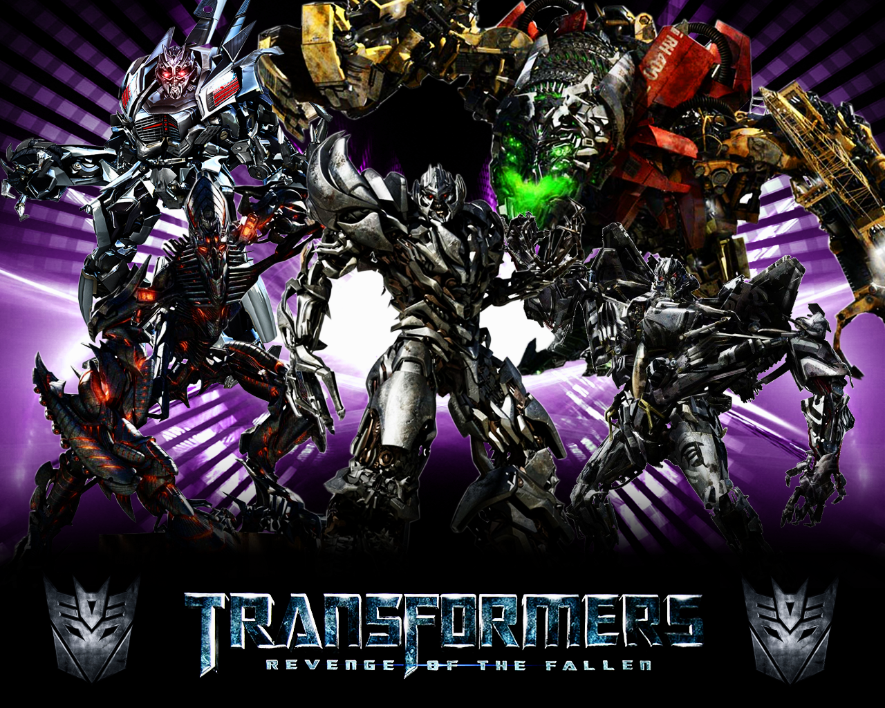 brunner about 15 layers in photoshop autobots vs decepticons wallpaper 1280x1024