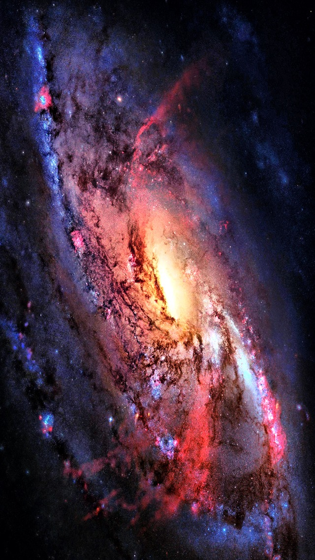 Cool Galaxy Backgrounds For Iphone Best iphone 5 wallpapers 640x1136