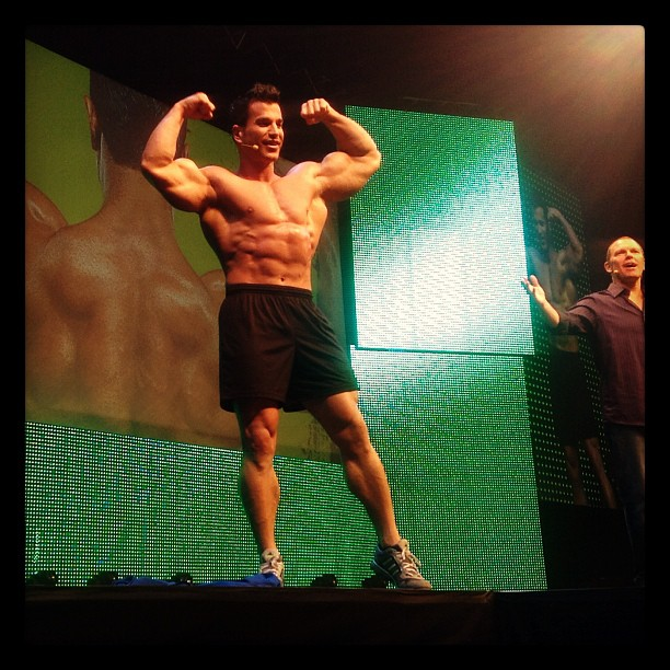 Sagi Kalev Body Beast Trainerbody Beast HD Walls Find Wallpapers 612x612