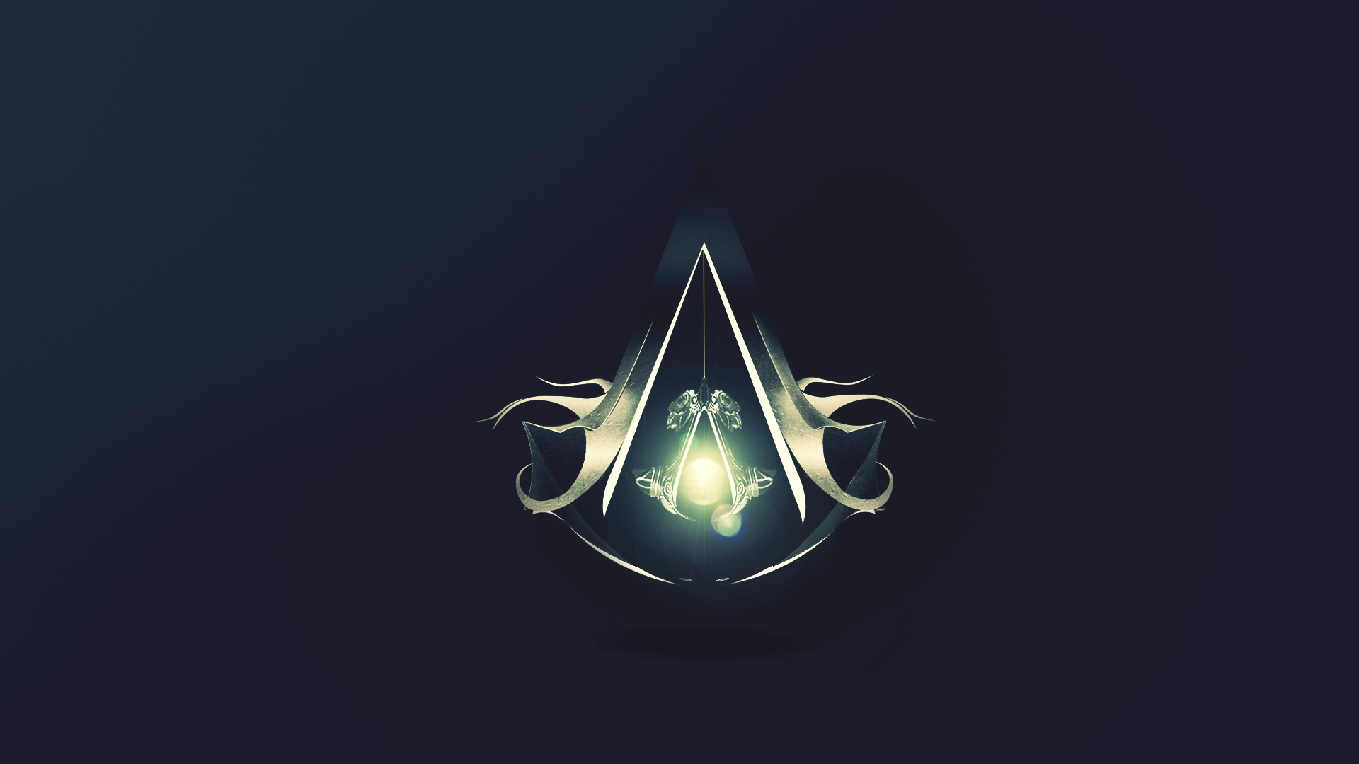 Assassins Creed logo hd wallpaper background   HD Wallpapers 1920x1080