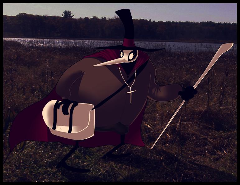 Plague Doctor by veriitus 771x595