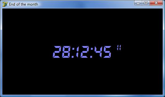 Customize your own countdown timer clock or stopwatch for any 534x314